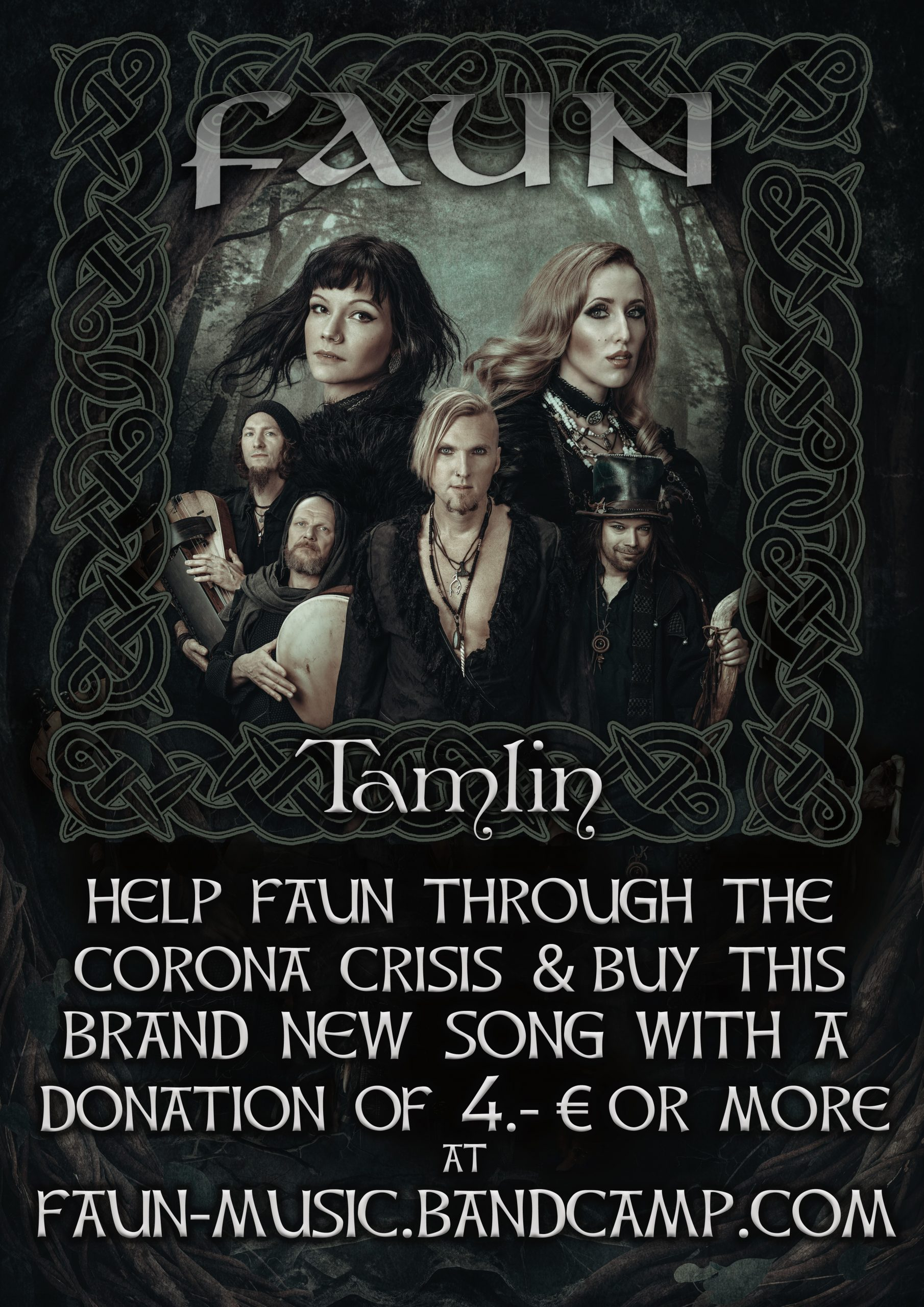 """""""TAMLIN"""" – ein neuer FAUN Song"""
